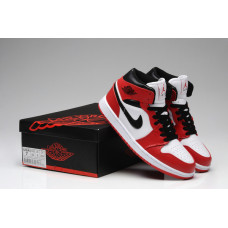 Air Jordan 1 retro red/white